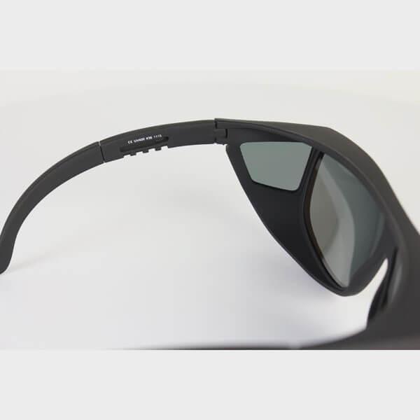 Sur-lunettes de soleil basse vision