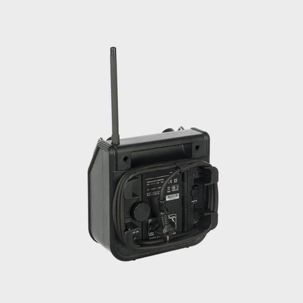 Radio Prise Aux-in pour lecteur MP3 externe