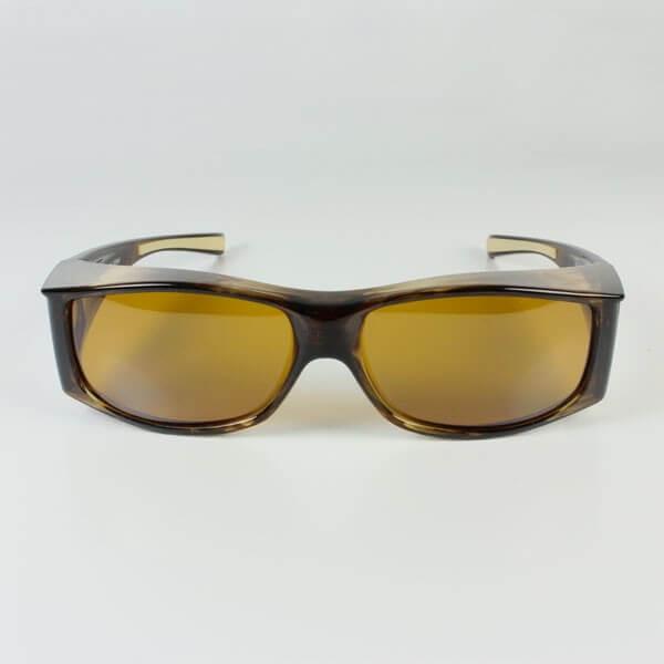 Sur lunettes filtre polarise anti-lumière bleue