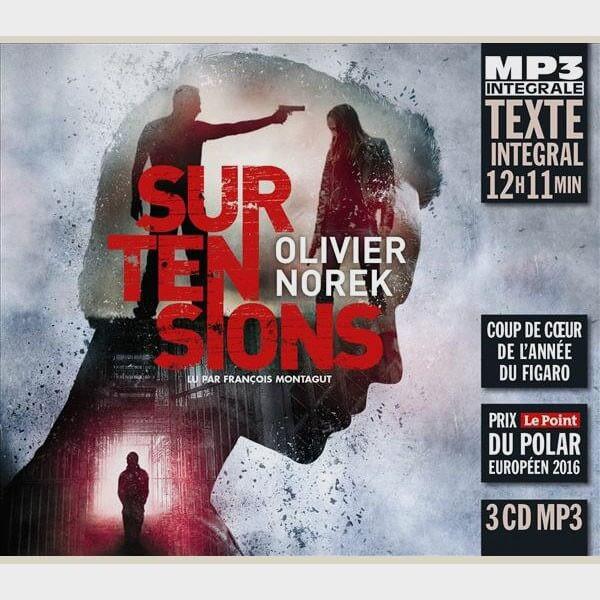 Livre audio - SURTENSIONS - OLIVIER NOREK