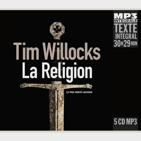 Livre audio - LA RELIGION - TIM WILLOCKS
