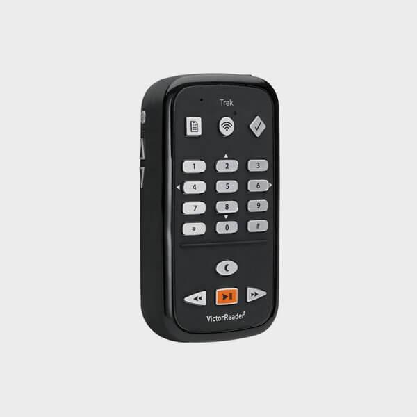 GPS et lecteur multimédia de poche Victor Reader Trek