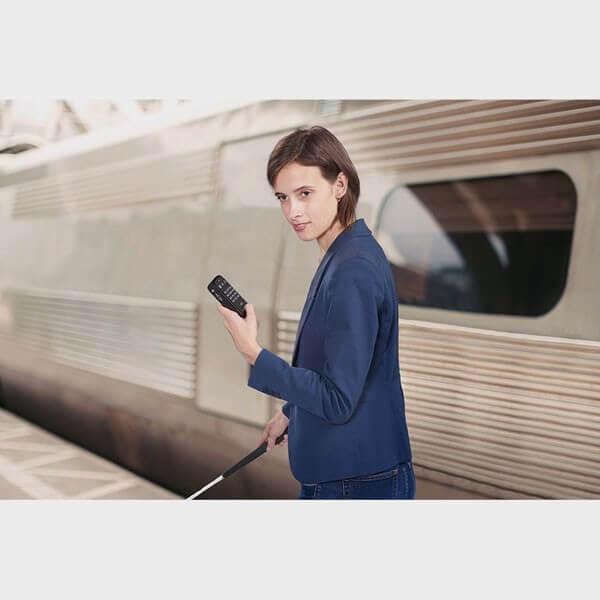 Equipement GPS et lecteur audio Victor Reader Trek