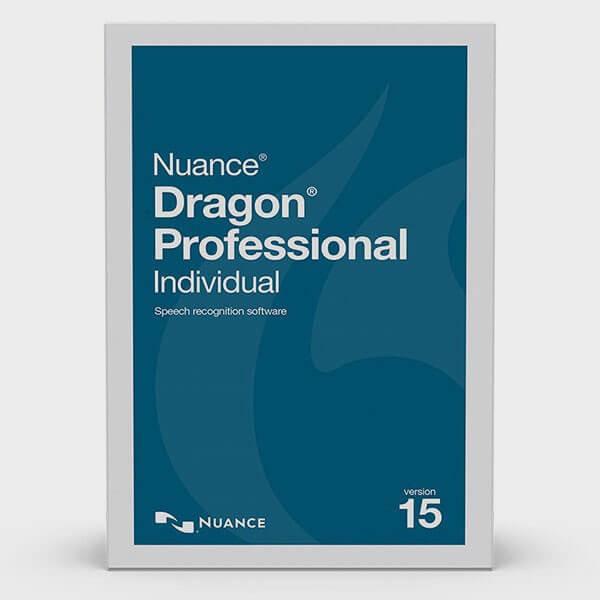 Logiciel de reconnaissance vocale - Dragon Professional Individual