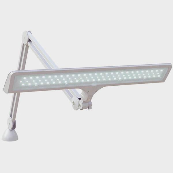 Lampe lumière blanche puissante pour malvoyant