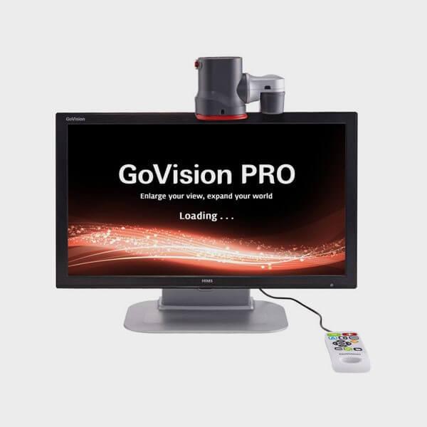 Télé-agrandisseur GoVision Pro avec OCR