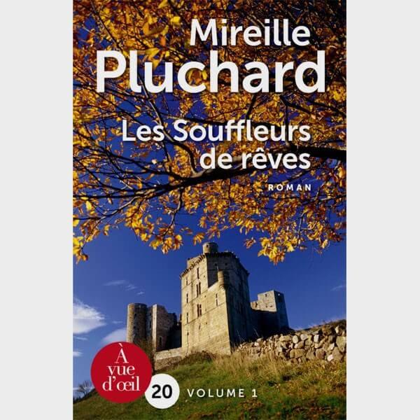 Livre gros caractères - Les souffleurs de rêves (2 volumes) - Mireille Pluchard