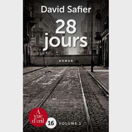Livre gros caractères - 28 jours (2 volumes) - David Safier