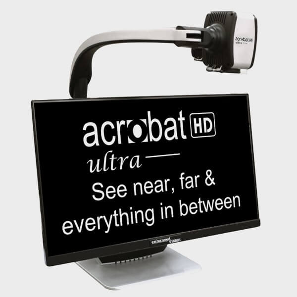 Télé agrandisseur Acrobat LCD Ultra HD