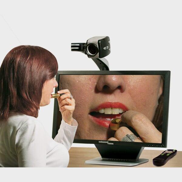 Vidéo agrandisseur Acrobat LCD Ultra HD