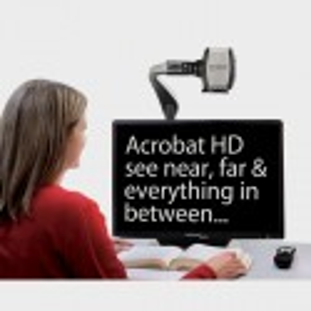 Téléagrandisseur Acrobat LCD Ultra HD malvoyants