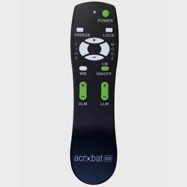 Télécommande Acrobat LCD Ultra HD