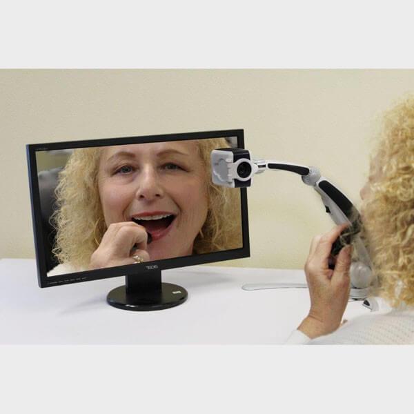 VideoAgrandisseur Transformer HD Mode miroir