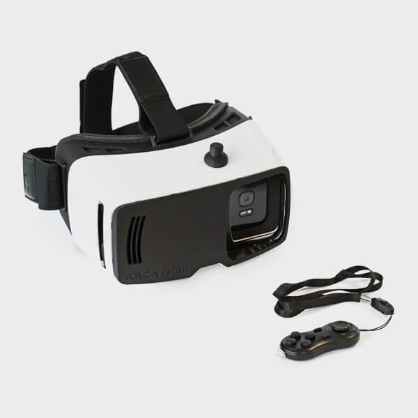 Location Lunette Loupe VR pour malvoyant