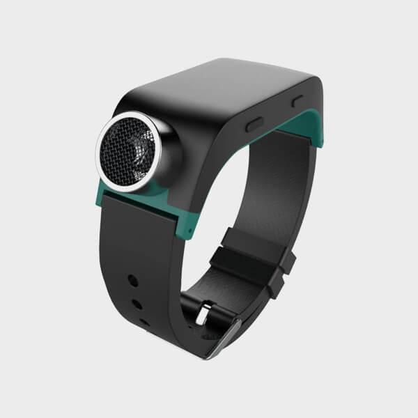 Bracelet assistant GPS Sunu Band