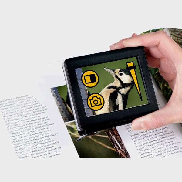 Loupe numérique MANO 4 Touch