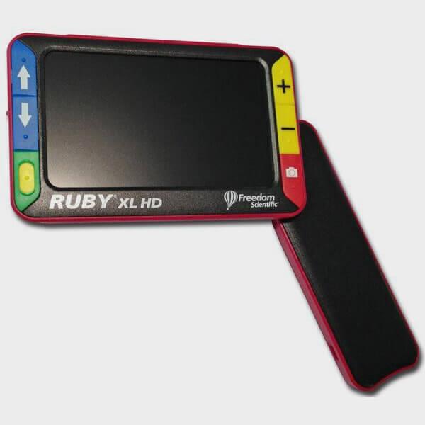 Loupe électronique Ruby XL HD poignée