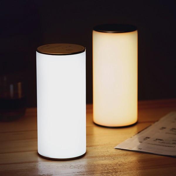 Lanterne 2 couleurs portable