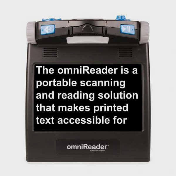 Machine à lire Omnireader