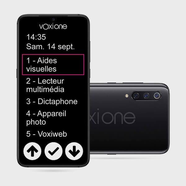 VoxiOne - téléphone tout-en-un