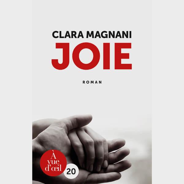 Livre gros caractères - Joie - Magnani Clara