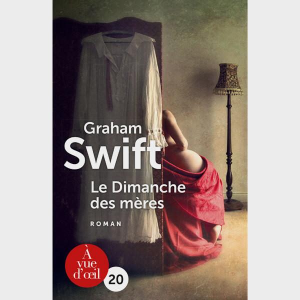 Livre gros caractères - Le Dimanche des mères - Swift Graham