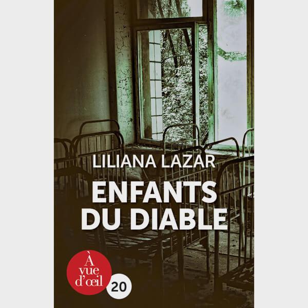 Livre gros caractères - Enfants du diable - Lazar Liliana