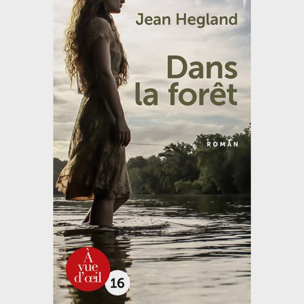 Livre gros caractères - Dans la forêt - Hegland Jean