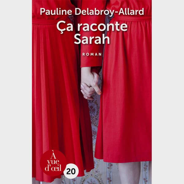 Livre gros caractères - Ça raconte Sarah - Delabroy-Allard Pauline