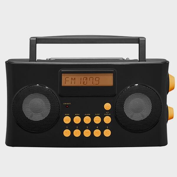 Radio FM vocalisée