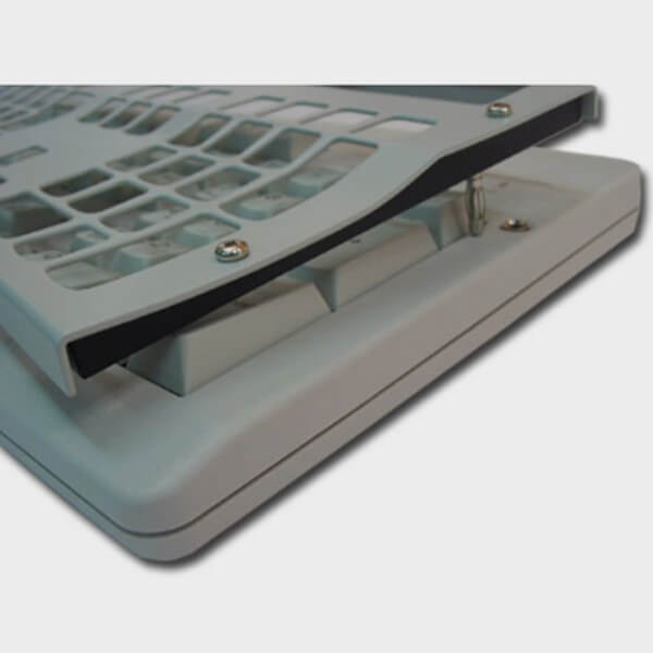 Guide Doigts pour Clavier Extra Plat (type MAC)