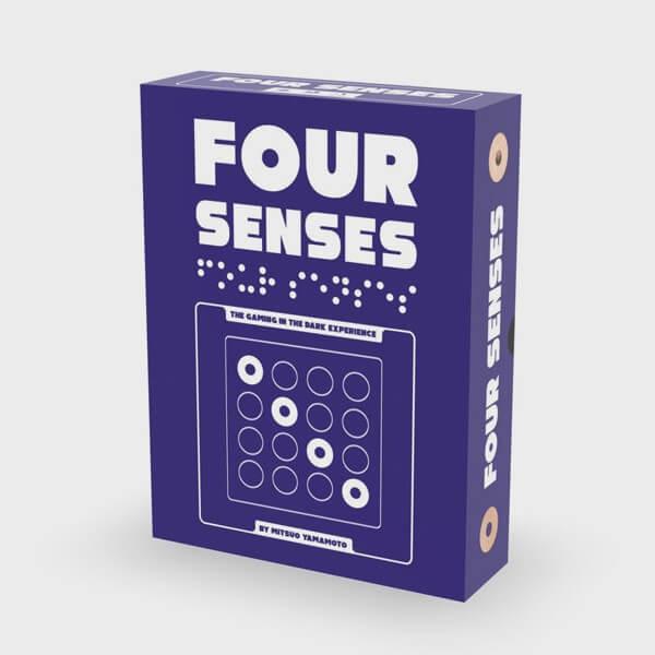 Jeu de société Four Senses