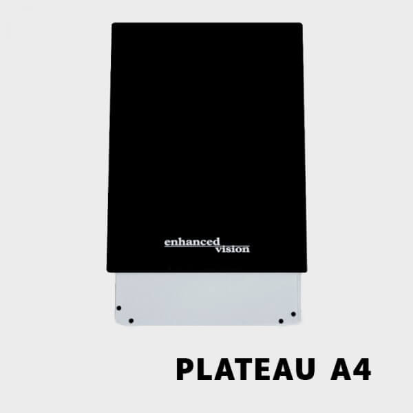 Option plateau - table de lecture XY A4 pour Acrobat