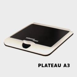 Option plateau - table de lecture XY A3 pour DaVinci & Acrobat Classic
