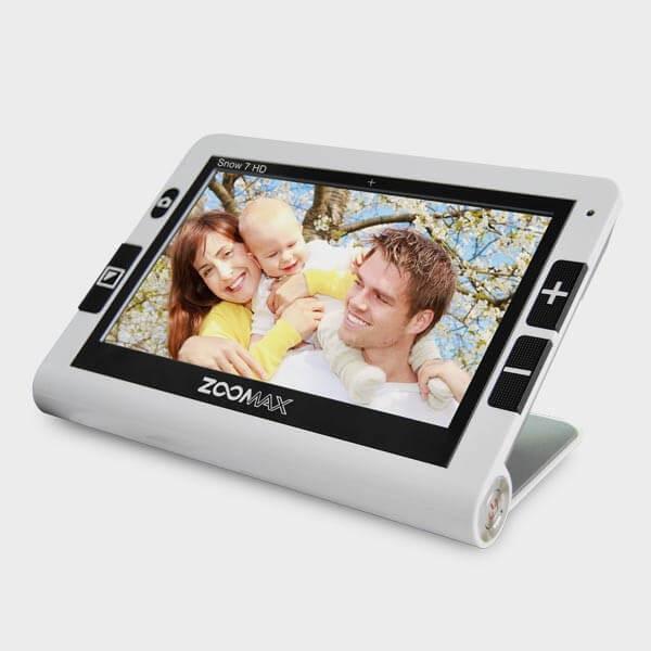 Loupe électronique Zoomax Snow 7 HD - Reconditioné Garantie 6 mois