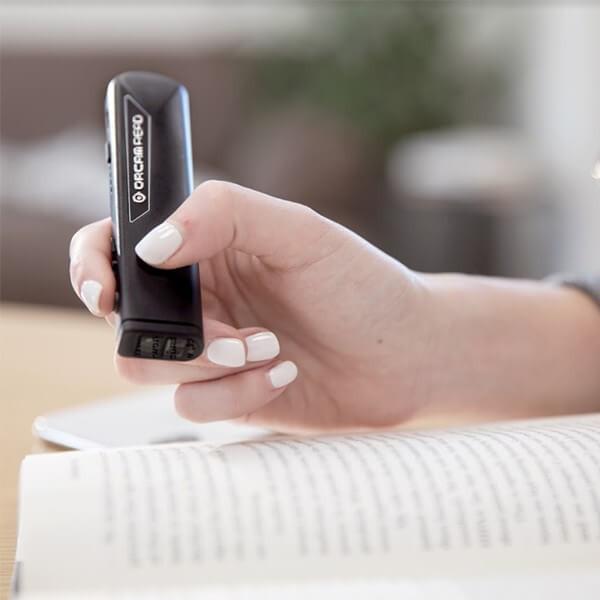 stylo de lecture ORCAM Read
