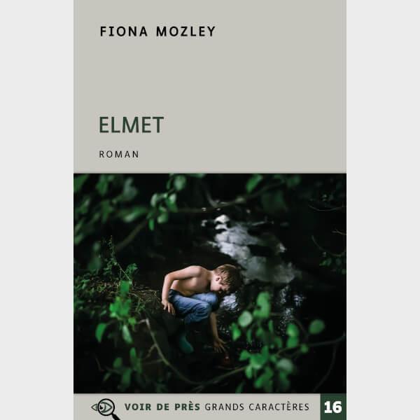 Livre à gros caractères - Mozley, Fiona - Elmet