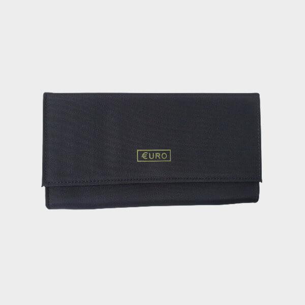 Portefeuille et porte monnaie noir