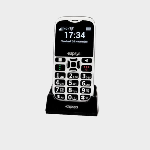 Socle du téléphone pour aveugle MiniVision 2