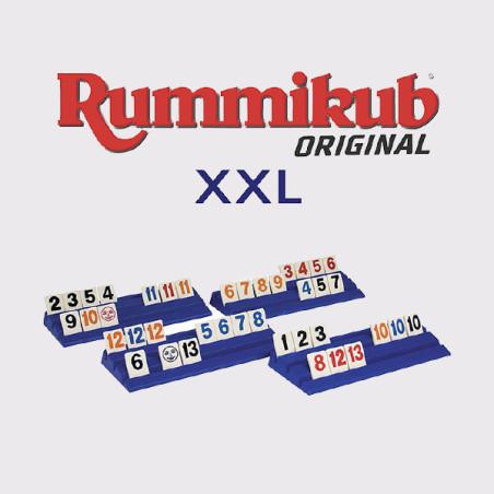 Jeu de société Rummikub XXL