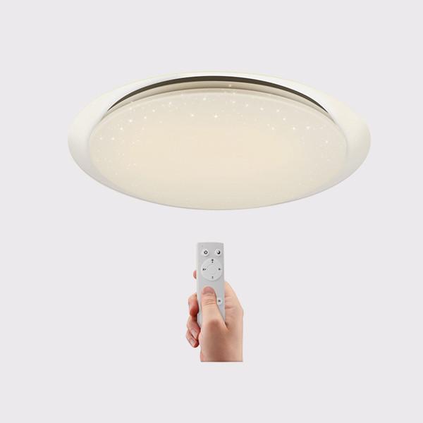 Plafonnier LED 3 couleurs