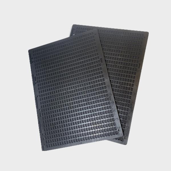 Tablette braille A4 à cuvettes