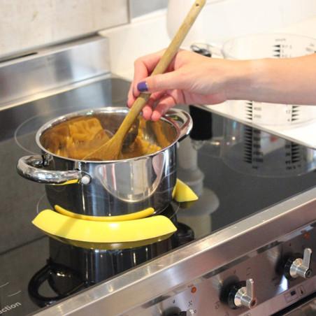 Guide casserole pour plaque induction utilisation