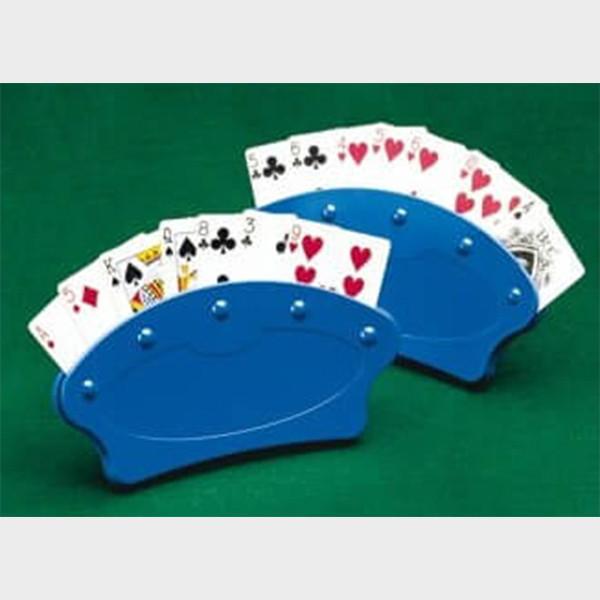 Lot de 2 supports de cartes