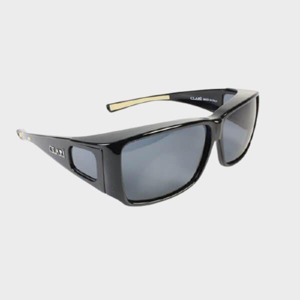 Sur lunettes Octans de protection noire filtre polarisé anti lumière bleue