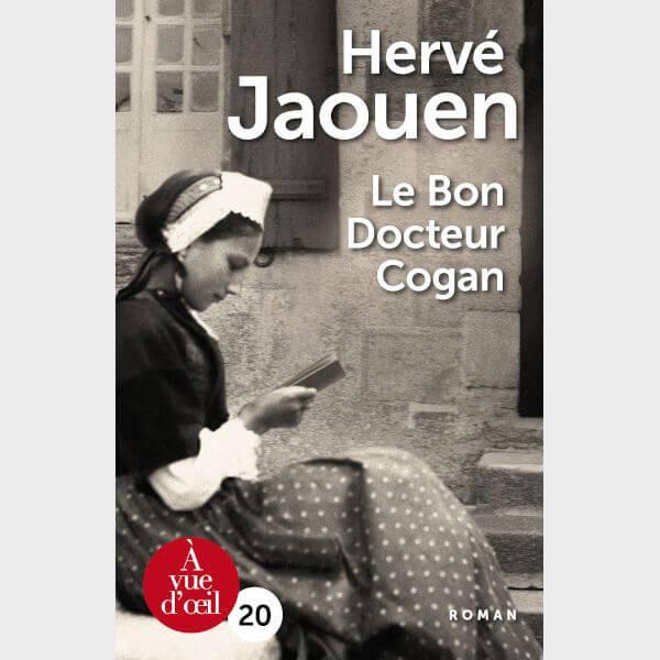 Livre gros caractères - Jaouen, Hervé - Le Bon Docteur Cogan