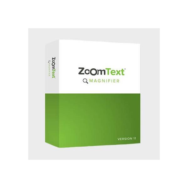 Logiciel agrandissement ZoomText 2021 niv1