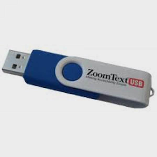 Logiciel Zoomtext 2021 niveau 2 USB