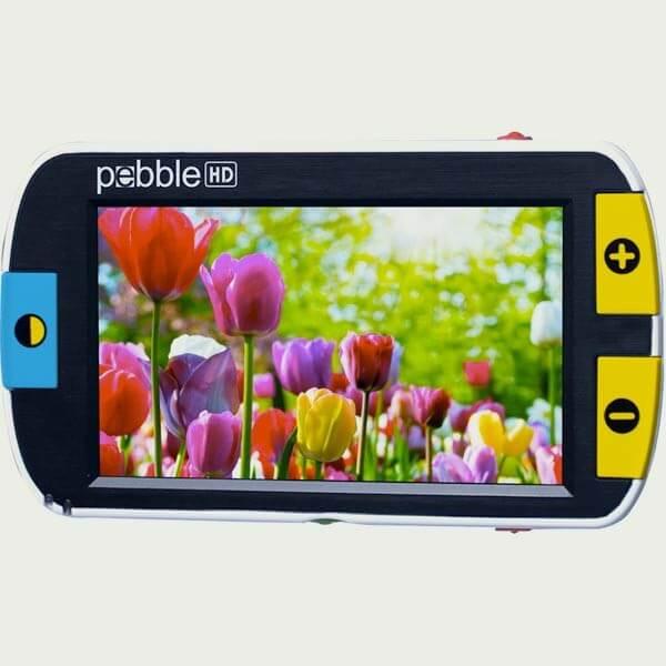 Vidéo loupe Pebble HD